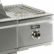 Coyote C-series Single Side Burner For Cart Grills Natural Gas