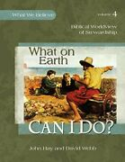 What On Earth Can I Do Textbook By John Hay And David Webb Excellent Condition