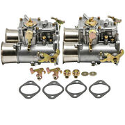 Left And Right Carburetor 50 Dcoe 50mm 19650.001