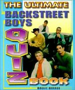 The Ultimate Backstreet Boys Quiz Book By Maggie Marron Mint Condition