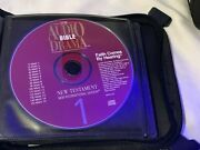 The Bible New Testament Audio Drama Faith Comes By Hearing 70 Cds In Cases