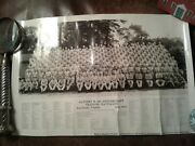 Wwii 1943 Photo Of Battery B 6th Antiaircraft Battalion- All Names In Listing+