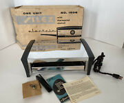 New Nos Vintage 1960s Proctor Silex Electric Toaster Broiler No. 1506 In Box