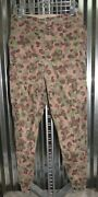 Austrian Army Military Pea Dot Camo Camouflage Pants Trousers