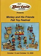 1,375 Antique Mickey Mouse Toys Cast Iron Banks Tin Cars - Makers Values - Book