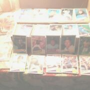 Baseball Cards1985 Topps Complete Set Mark Mcgwire, Roger Clemens Puckett Rookie