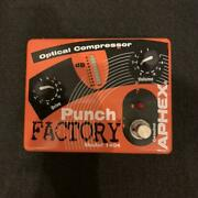 Punch Factory 1404 Optical Compressor Effects Pedal Ships Safely From Japan