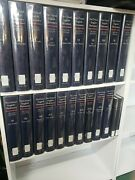 The Oxford English Dictionary 1-20, 20 Volume Set + 2 Additions Ex-library