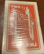 Vintage Airline Collectibles Twa Playing Cards