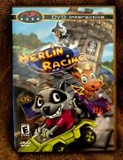 Nuon Merlin Racing Interactive Dvd Miracle Designs Great Used Condition