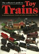 Antique International Model Toy Trains Accessories 1880-present / New Book