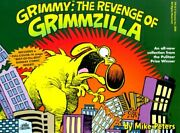 Grimmy The Revenge Of Grimzilla Mother Goose And Grimm By Mike Peters Mint