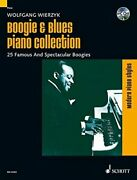 Boogie And Blues Piano Collection 25 Famous And Spectacular By Wolfgang Wierzyk