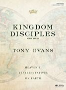 Kingdom Disciples - Bible Study Book By Tony Evans Excellent Condition