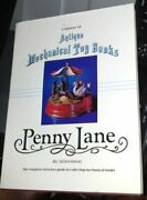Penny Lane A History Of Antique Mechanical Toy Banks By Al Davidson - Hardcover