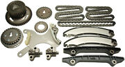 Engine Timing Chain Kit Front Cloyes Gear And Product 9-0393sb