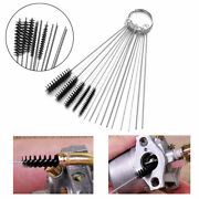 For Motorcycle Atv Lawn Mower Carburetor Carb Cleaning Jet Cleaner Tool Kit Set