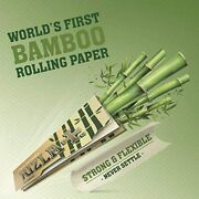 Rizla Bamboo Short Papers With Filters For Rolled Cigarettes -100 Genuine...