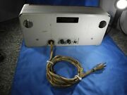 Collins Pm-2 Power Supply For Kwm-2 Kwm-2a Parts As Is