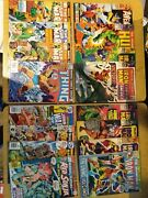 Marvel Comics Silver And Bronze Age Lot Of 19 Iron Man