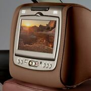 Genuine Gm Headrest And Video Screen Assembly 84263948