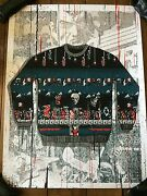 Castlevania Video Game Ugly Christmas Sweater Poster Only 80 Made Mondo Sdcc Vtg