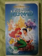 Disneyand039s The Little Mermaid Vhs Banned Edition Cover