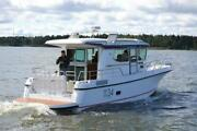 2015 Nord Star 34 Pilot House Twin 330hp Volvo D-6 New In And Out