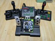Steel Battalion Xbox Controller With Game And Box And Line Of Contact