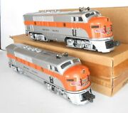 Lionel Postwar 2345 Western Pacific F3 Aa Diesel Engine From 1952 11-pic.