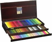 Holbein Op946 Artist Colored Pencil 150 Colors New Wood Box Japan