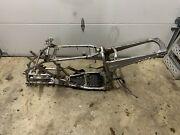 Yfz450 Frame Chassis Bos From 2006 Yamaha Yfz 450