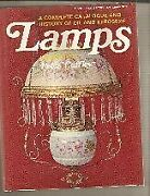 A Complete Catalogue And History Of Oil And Kerosene Lamps By Peter Cuffley Vg