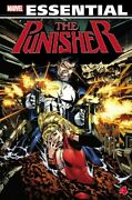 Essential Punisher - Volume 4 Marvel Essentials By Mike Baron And Chuck Dixon