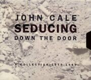 John Cale - Seducing Down The Door A Collection 1970-1990 - 2 Cd - Mint