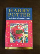 Harry Potter And The Philosopherand039s Stone Signed By J.k. Rowling Very Rare