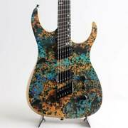 Ormsby Guitars Hype G6 Cpsa Ab Blue Copper Used Electric Guitar