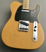 Fender Limited Edition American Performer Telecaster Butterscotch Blonde Us200