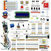 Adeept Project 1602 Lcd Starter Kit Compatible With Arduino Uno R3 Mega2560 Nano