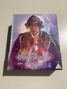 Doctor Who The Collection Season 14 Blu Ray 1st Limited Edition Tom Baker Oop