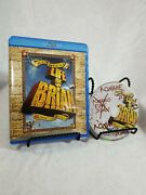 Monty Python's Life Of Brian -blu-ray Disc John Cleese, Eric Idle, Terry Gilliam