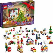 🎄chirstmas Lego Friends Advent Calendar Building Kit For Creative Kids🎄