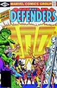 Essential Defenders, Vol. 5 Marvel Essentials By J M Dematteis And Mike W. Barr