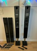 Bang And Olufsen Beolab 8000 Speakers Great Condition With Black Grills