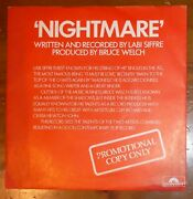 Labi Siffre Nightmare / Love Thing. '82 Uk Polydor. Posp 486. Demo Pic Cover