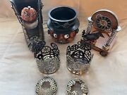 Yankee Candle Steam Pumpkin Halloween Jar Candle Holder Collection Witches Boot