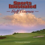 Sports Illustrated Golf Courses 2012 Wall Calendar By Dateworks Brand New
