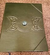 Lapulia Book Of Shadows Hard To Find Magic Spell Book Pagan Wicca Occultandnbsp