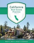 California Real Estate Practice 3rd Edition Brand New