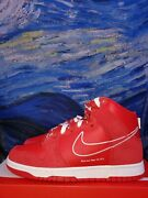 Nike Dunk High First Use Red Men's Size 8.5 Dh0960-600